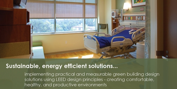 Sustainable, energy efficient solutions